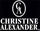 CHRISTINE ALEXANDER