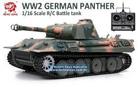 GERMAN PANTHER