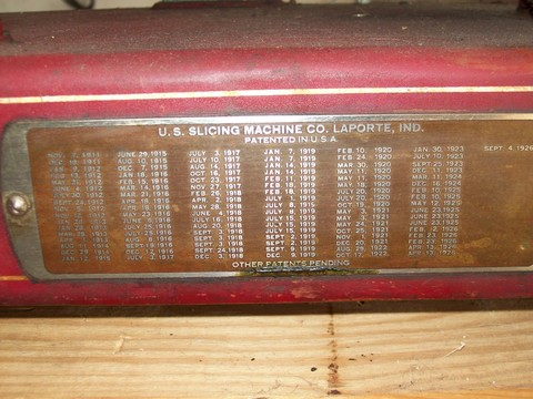 US SLICING MACHINE CO