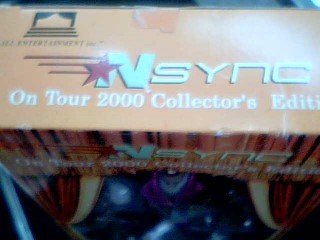 NSYNC DOLL COLLECTION