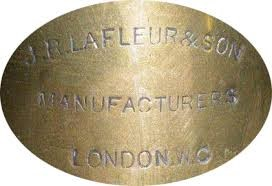 J.R. LAFLEUR VARSITY LONDON