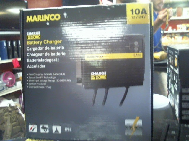 MARINCO BATTERY CHARGER