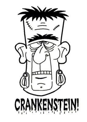 DR. CRANKENSTEIN
