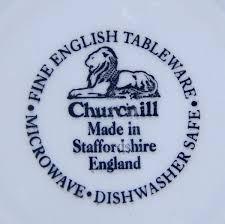CHURCHILL ENGLAND