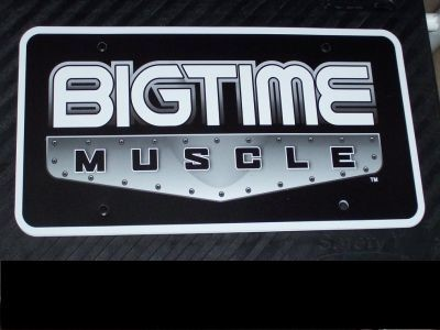 BIG TIME MUSCLE