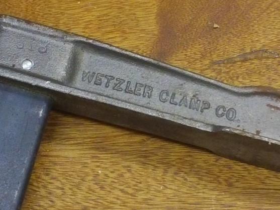 WETZLER CLAMP CO.
