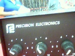 PRECISION ELECTRONICS