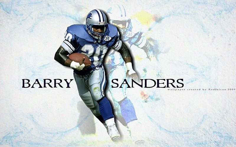 BARRY SANDERS