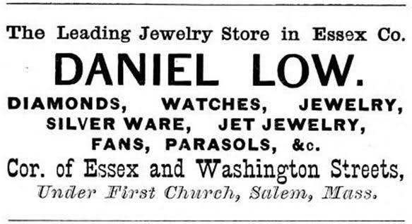 DANIELLE LOW & CO