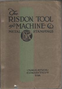 RISDON TOOL & MACHINE CO.