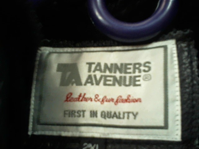 TANNERS AVENUE
