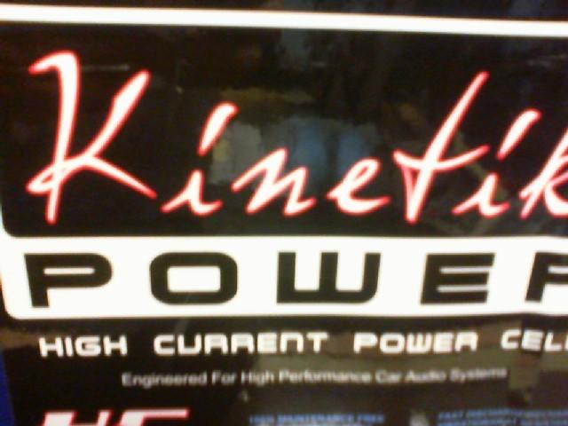 KINETIK POWER