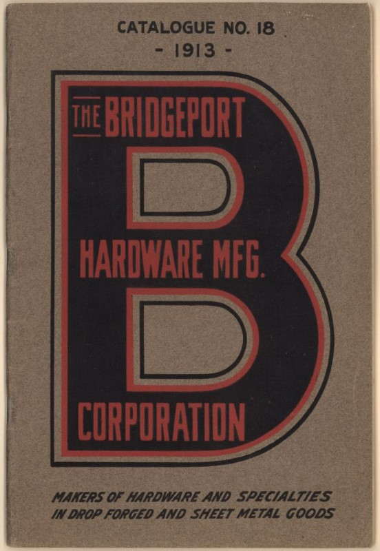BRIDGEPORT HARDWARE