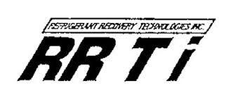 REFRIGERANT RECOVERY TECHNOLOGIES