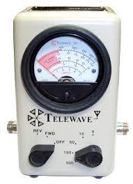 TELEWAVE WATTMETER