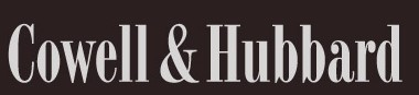 COWELL & HUBBARD