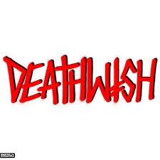 DEATHWISH SKATEBOARD