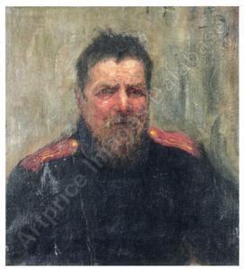 YURI ILLICH REPIN (1877-1954)