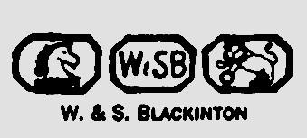 W. S. BLACKINTON