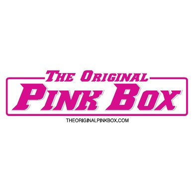 THE ORIGINAL PINK BOX