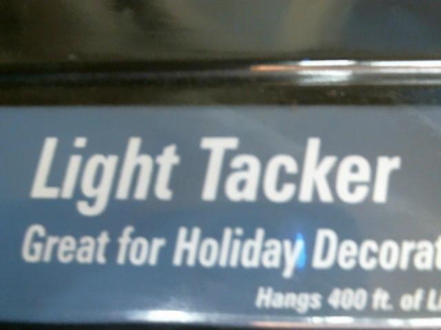 LIGHT TACKER