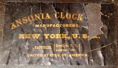 ANSONIA CLOCK CO