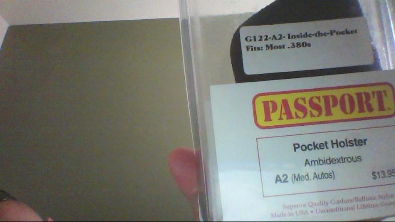 PASSPORT HOLSTER