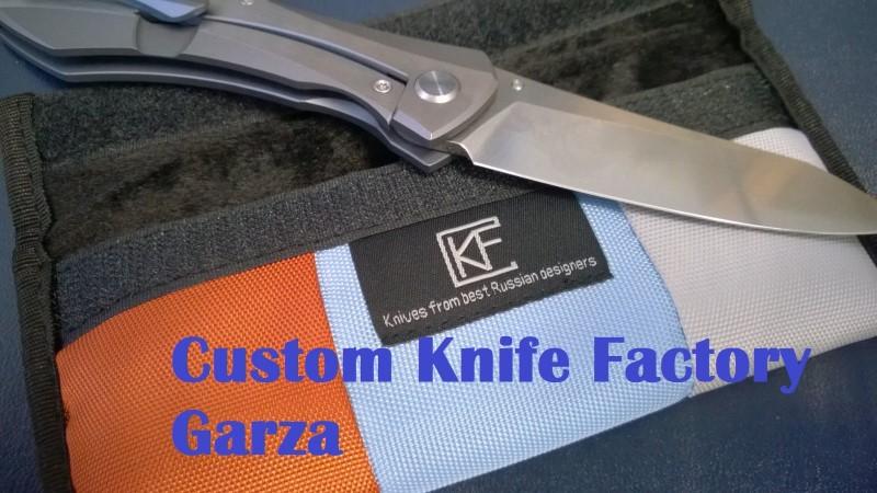 CUSTOM KNIFE FACTORY