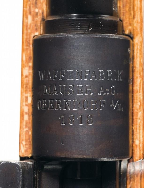 WAFFENFABRIK OBERNDORF