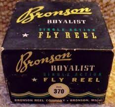 BRONSON FISHING REEL