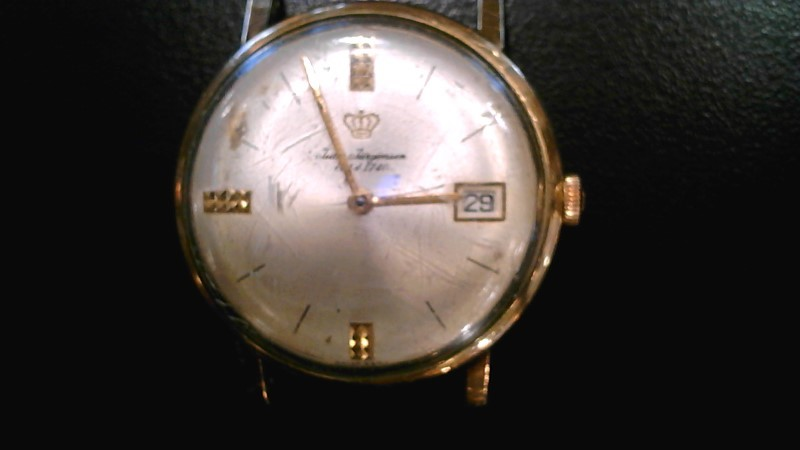 JULIO JIRGENSEN WATCH