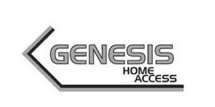 GENESIS HOME ACCESS