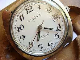 TIDENA WATCH