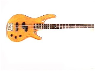 ALVAREZ Bass Guitar 4070 WILDWOOD BASS SPRUCE