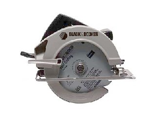 BLACK & DECKER Circular Saw CIRCULAR SAW 7308