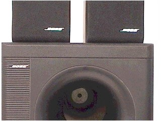 BOSE Mini-Stereo ACOUSTIC