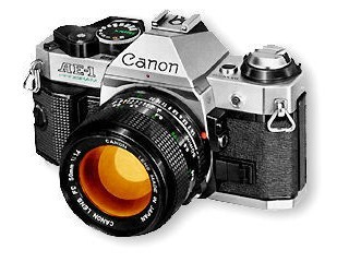 CANON Film Camera AE-1 PROGRAM