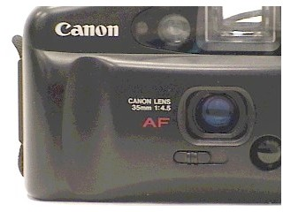 CANON Film Camera SURE SHOT OWL