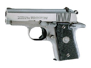 COLT Pistol MUSTANG POCKETLIGHT 380