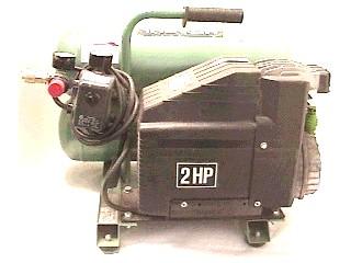 HITACHI Air Compressor EC12 2HP COMPRESSOR