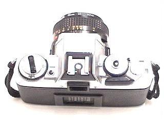 MINOLTA Film Camera XG-M
