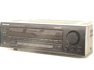 PIONEER ELECTRONICS Receiver VSX-403