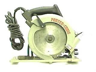 PORTER CABLE Circular Saw 447
