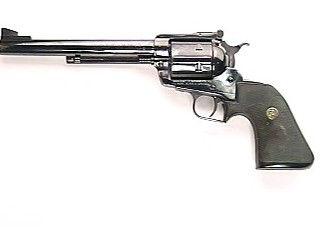RUGER Revolver BLACKHAWK 3 SCREW