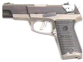 RUGER Pistol P-89DC