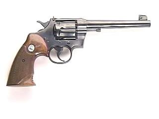 COLT Revolver OFFICER S TARGET