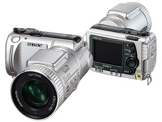 SONY Digital Camera DSC-F505