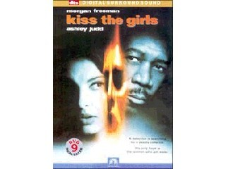 DVD MOVIE DVD KISS THE GIRLS