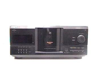 SONY CD Player & Recorder CDP-CX220
