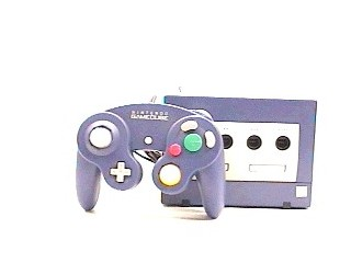 NINTENDO Video Game System GAMECUBE - DOL-001 - CONSOLE